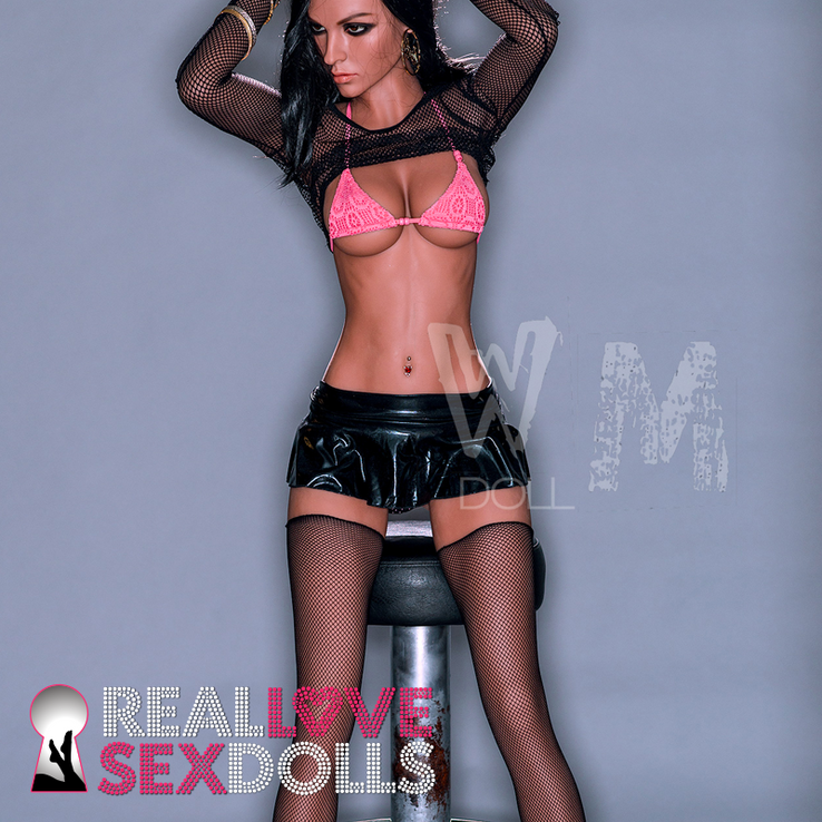 Sex Doll sexy stripper Rocket has a perfect body with gorgeous tits