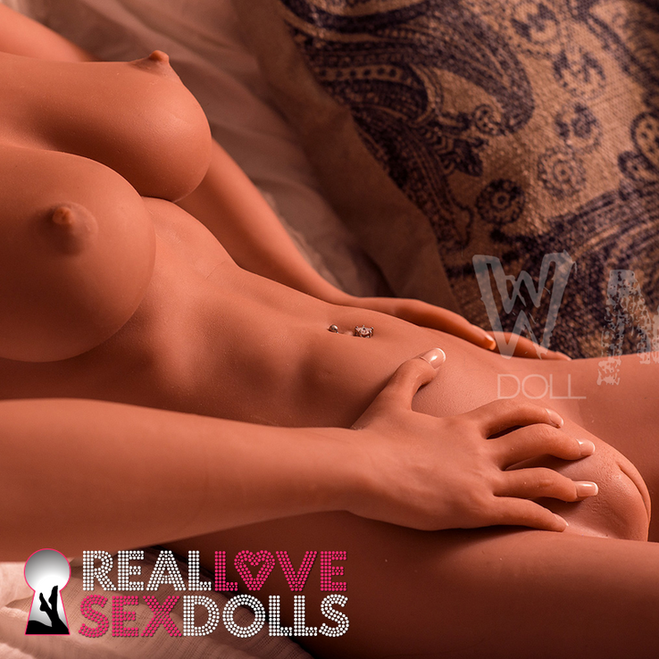 Realistic Adult Sex Doll Centerfold Layla