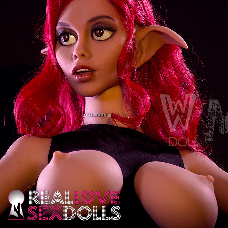 5ft7 adult elf sex doll with huge tits and nice round ass