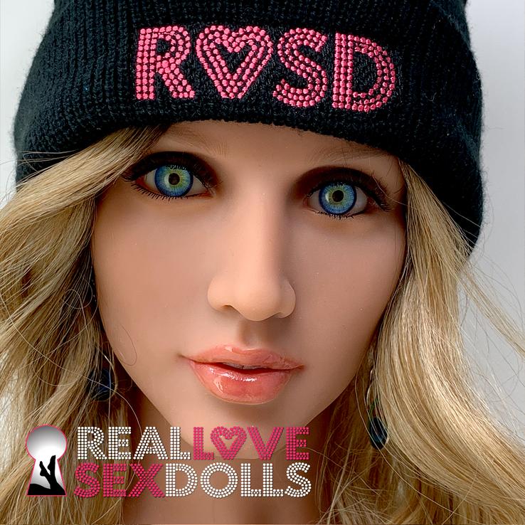 Sex Doll Eyes in Blue-green
