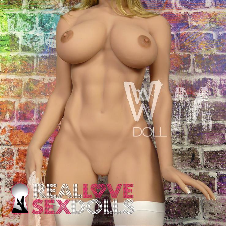 167cm G-cup WM Doll Muscular Sex Doll