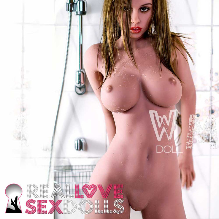 5ft8 big breast sex doll is realistic and lifelike by WM Doll
