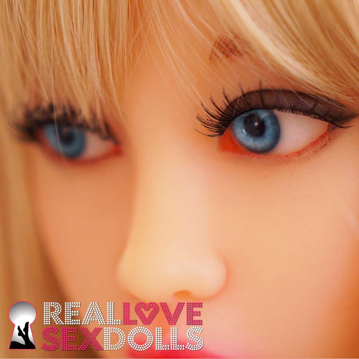 Blue eyes for Doll-forever and Piper Dolls