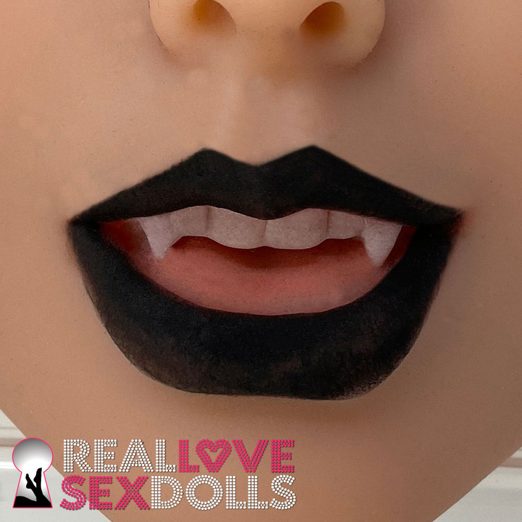 WHITESTICK® Tooth White by Real Love Sex Dolls is used to whiten the teeth of your TPE sex dolls.