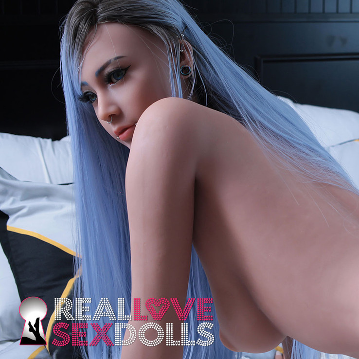 Real Life-sized Sex Doll with suckable puffy nipples and a sexy as hell 5ft7 perfectly proportioned body.
