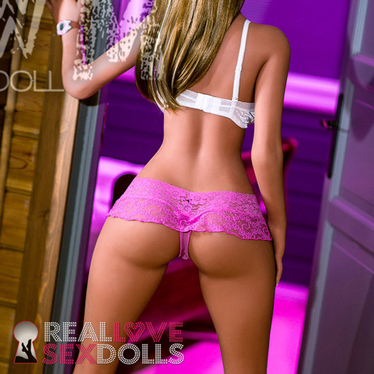 164cm 5ft4 Sex Doll with huge tits and nice round ass by WM Doll.