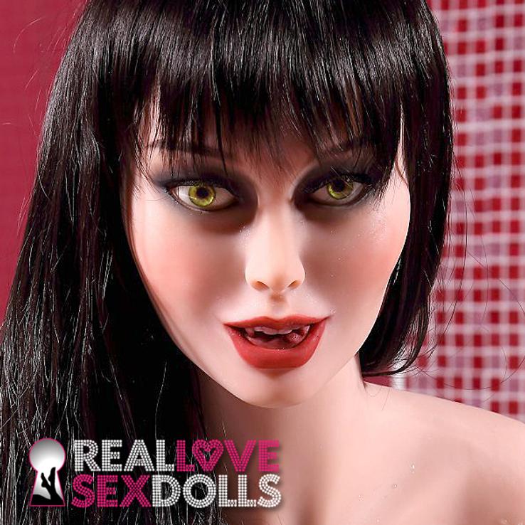 Lust vampire fantasy premium TPE sex doll head #193