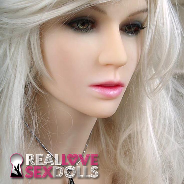 Sex Doll Head #026