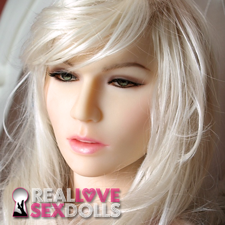Real Love Sex Doll #23 Head Only