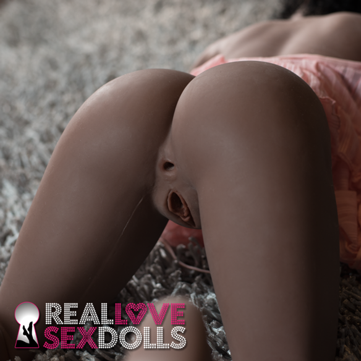 Small sex doll 3ft3 adult woman with huge tits