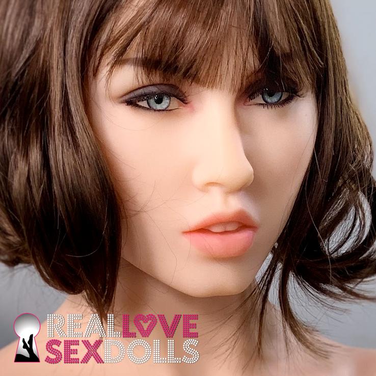 Wm Doll sex doll head #162