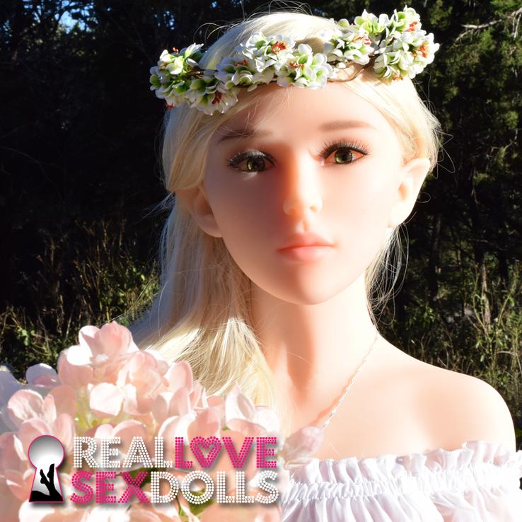 Sex doll head #34