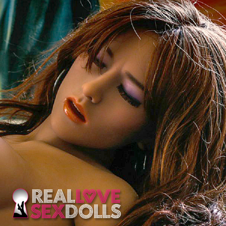 Sleeping beauty premium replacement TPE sex doll head #81