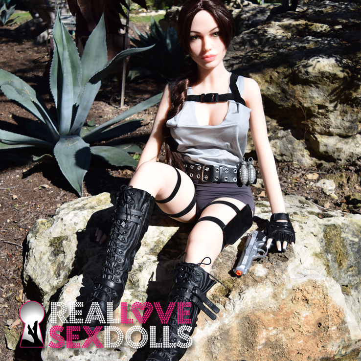 Lara Croft Sex Doll by Real Love Sex Dolls