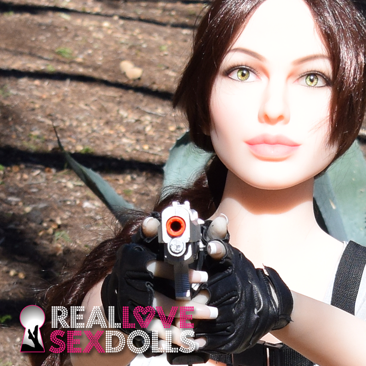 Lara Croft Sex Doll by Real Love Sex Dolls
