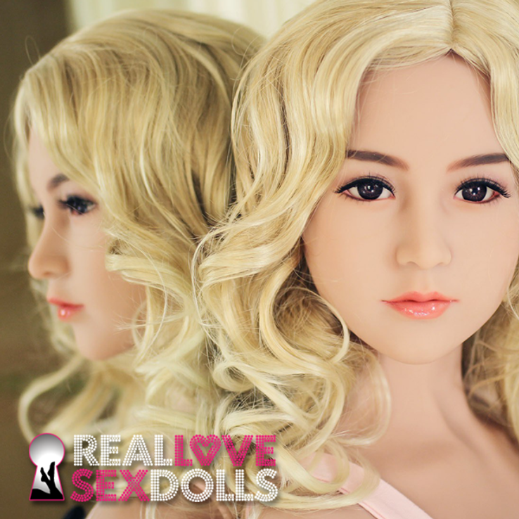 Sex Doll Head #31 at RealLoveSexDolls.com
