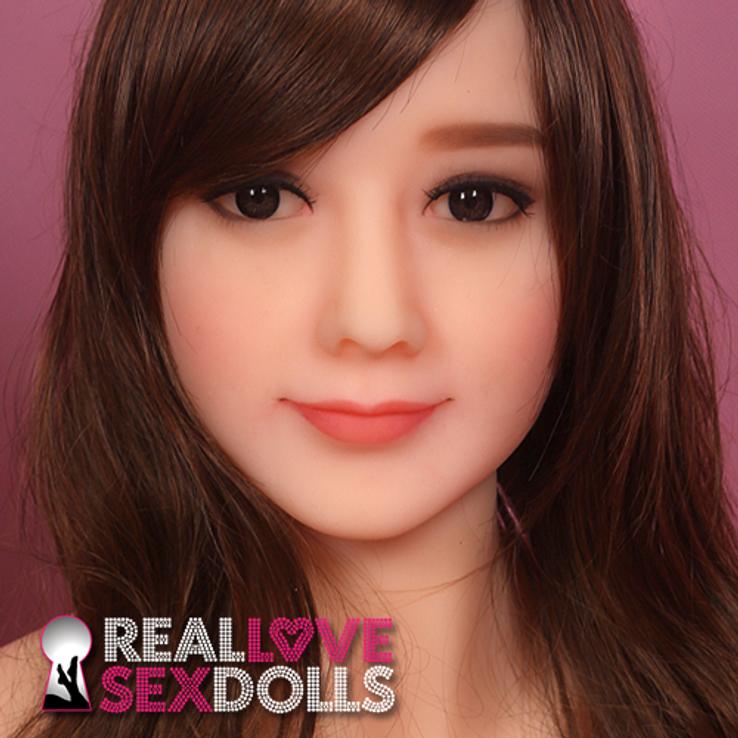 #62 Sex Doll Head at RealLoveSexDolls.com