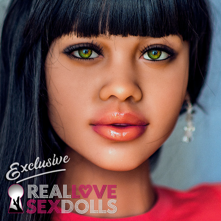 Sex doll head #61 by Real Love Sex Dolls