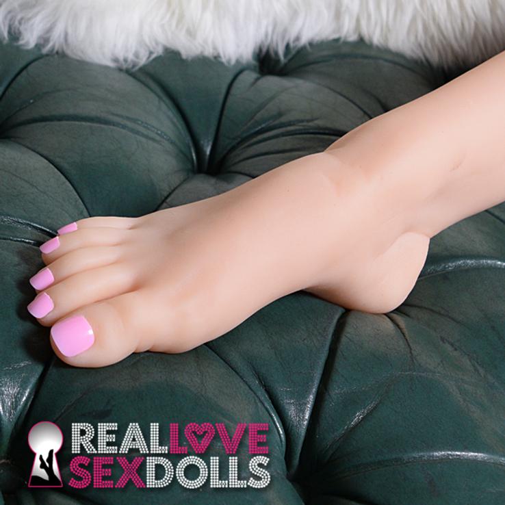 sex doll foot