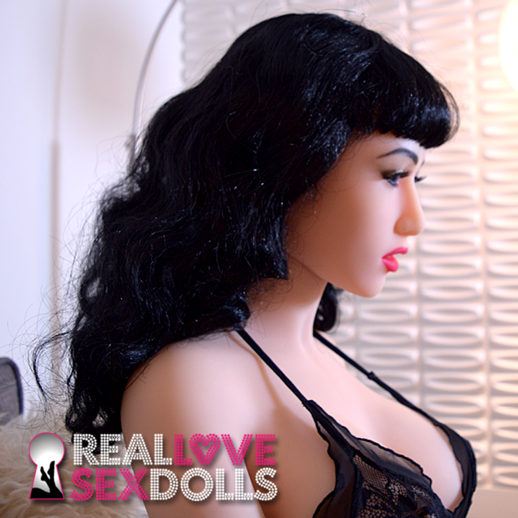 Bettie Page sex doll at Real Love Sex Dolls