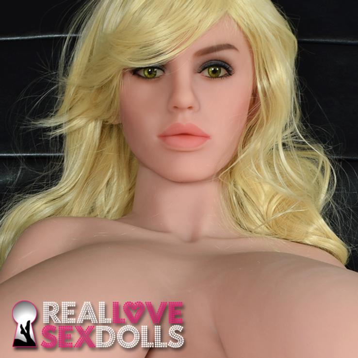 165 K-cup sex doll Ava