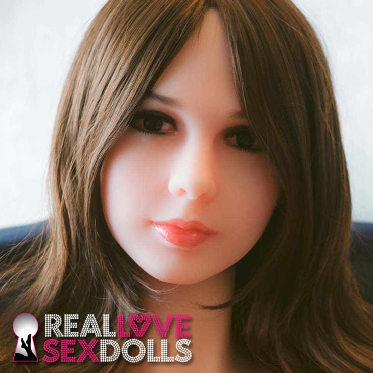 Sex doll head #74 at Real Love Sex Dolls