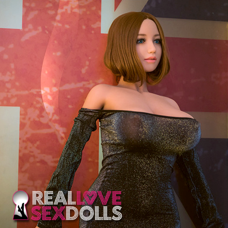 156cm G-cup lifesize sex doll realistic lifelike