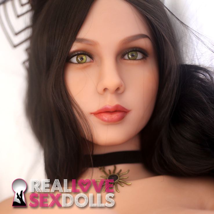 Huge K-Cup realistic breasts sex doll Gabrielle