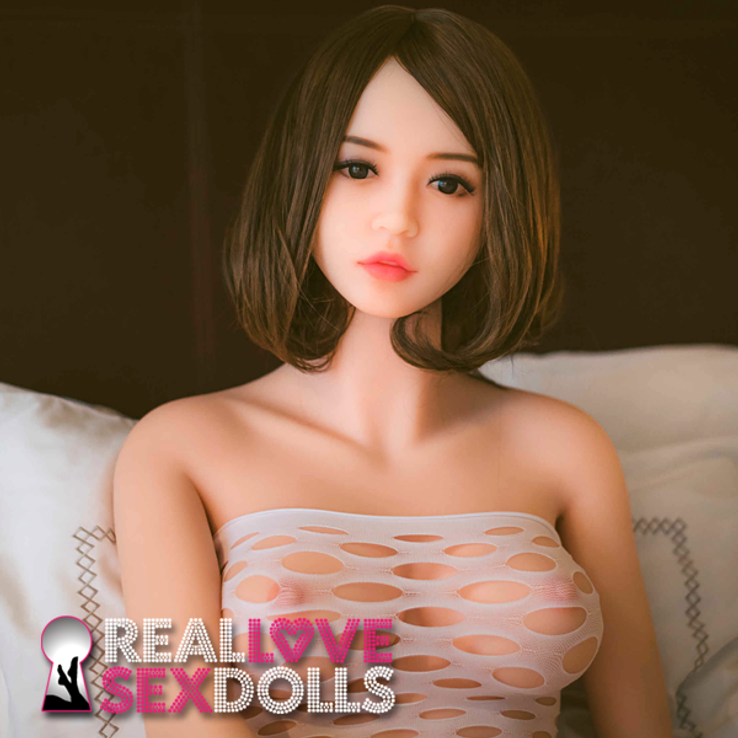 163cm C-cup slender premium TPE sex doll Lei Sun