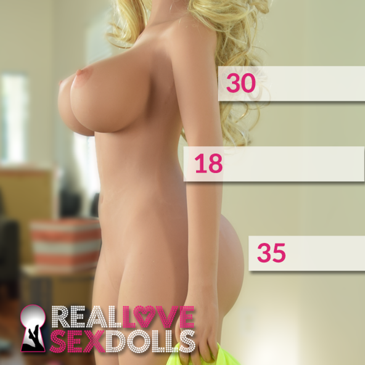 141cm F-cup Bootylicious sex doll
