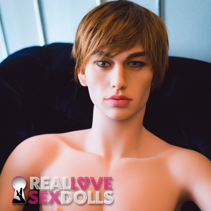 Premium hot male TPE sex doll Trent