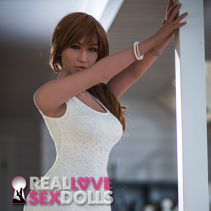 Beautiful big booty premium 160cm B-cup TPE sex doll Dallas