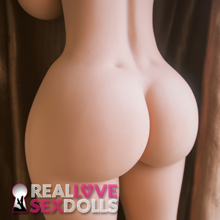Voluptuous premium 153cm H-cup sex doll body
