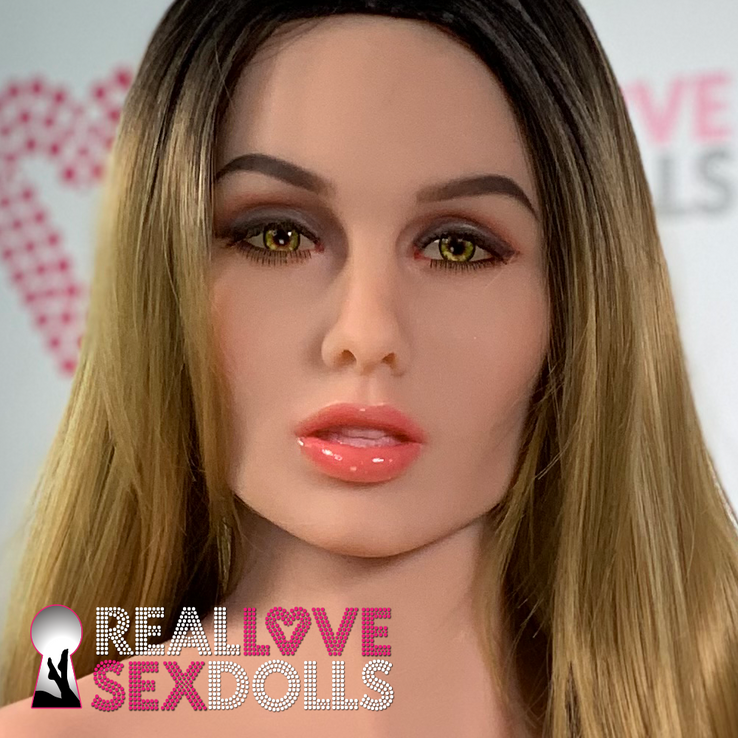 WM Doll Sex Doll head #149
