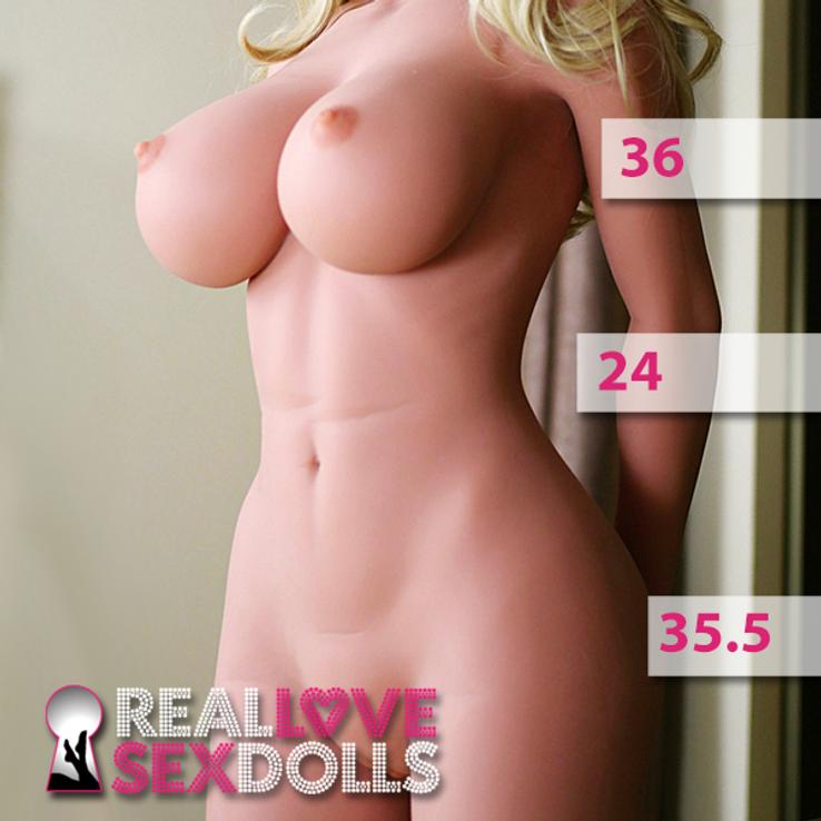 Tall busty built premium TPE sex doll 168cm E-cup doll body