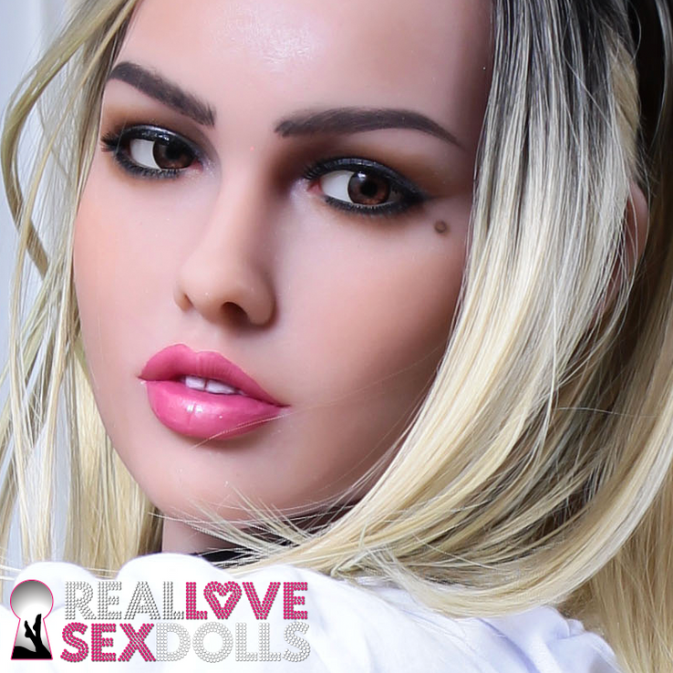 Sex doll super model face #124