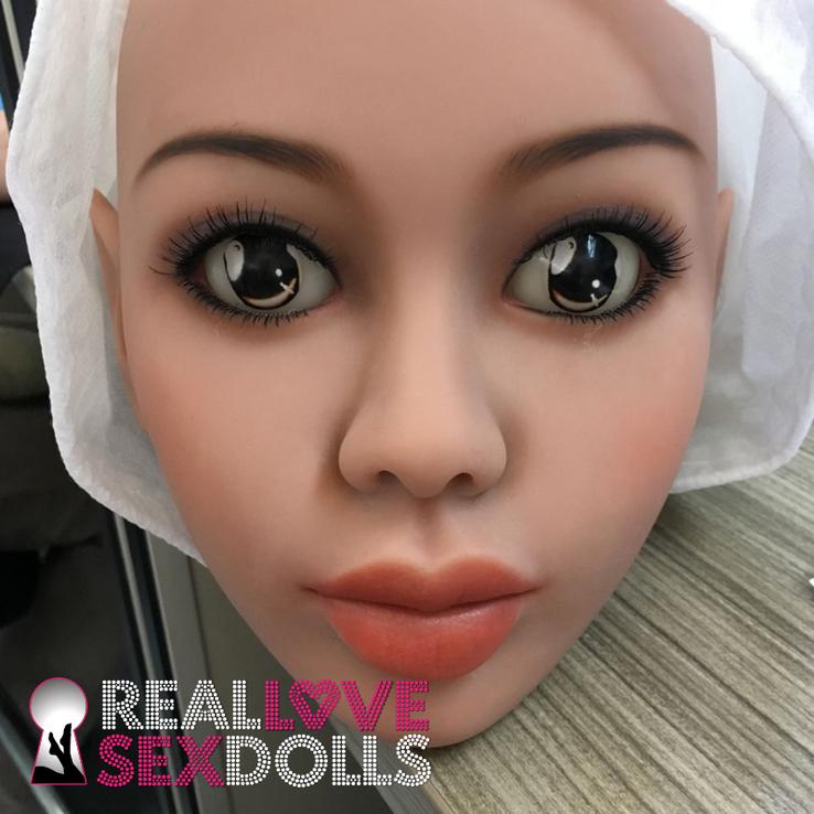 Sex Doll Elf head with Anime eyes