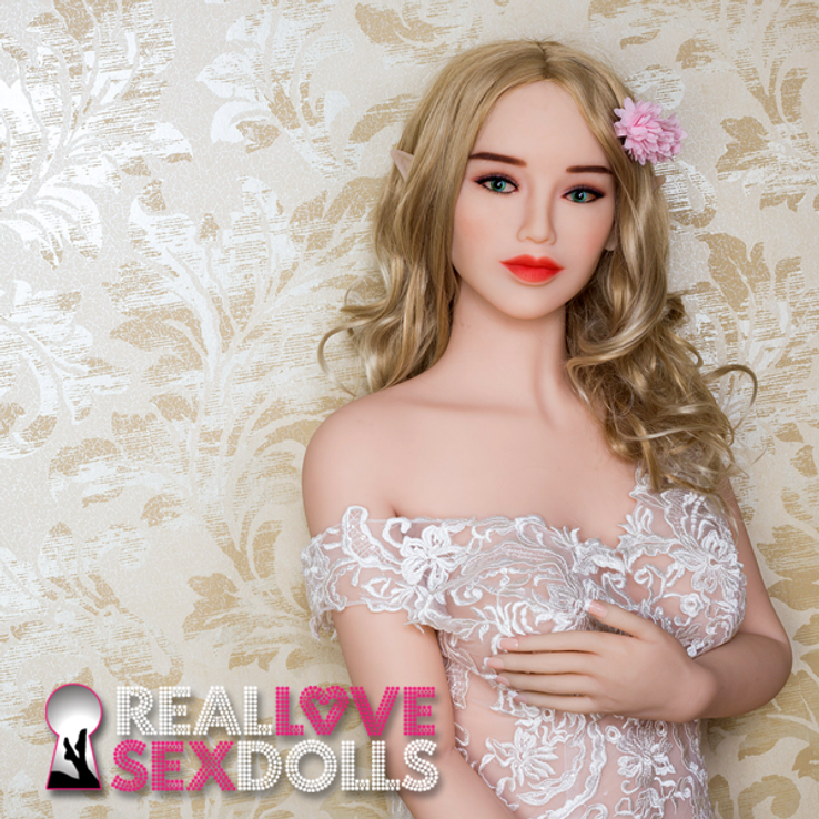 Ethereal elf lover high quality TPE love doll 165cm D-cup Amelia