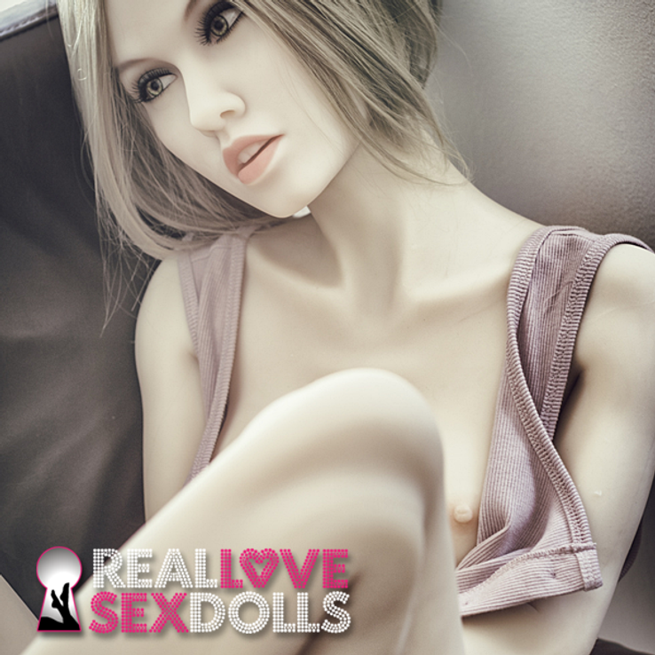 Skinny tall lover intense high-quality TPE love doll 168cm A-cup Tatum
