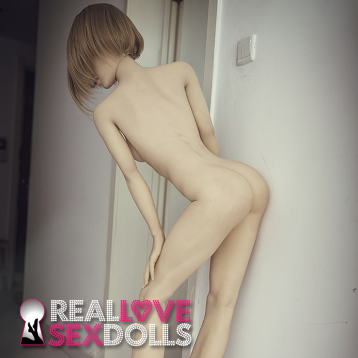 Skinny tall lover intense high-quality TPE love doll 168cm A-cup Tatum