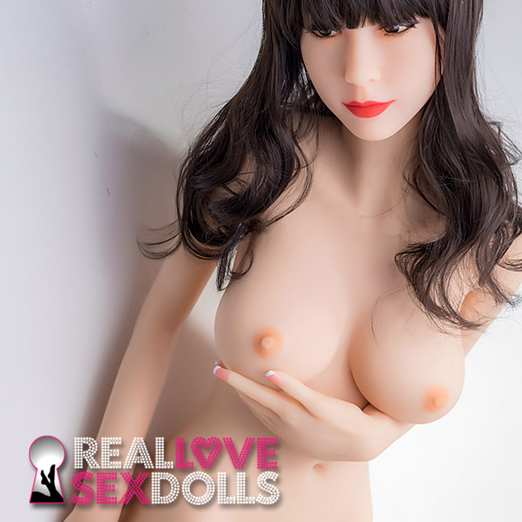 Cute twee Korean girlfriend hot sex toy lover premium TPE love doll Seung 165cm D-cup