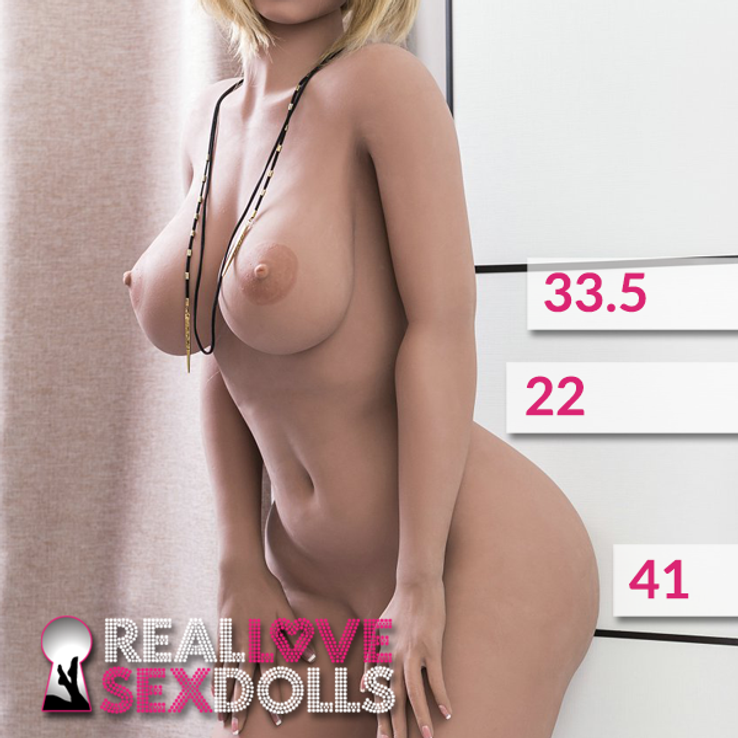 Ultra curves lovely big ass hot girlfriend companion premium TPE sex doll body YL 165cm D-cup
