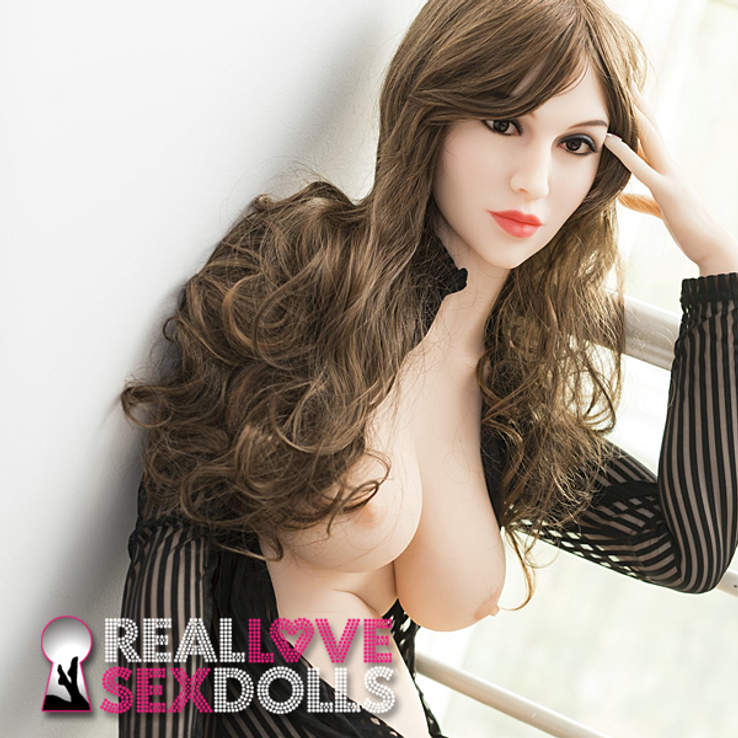 Stunning leggy seductress life-like high quality TPE sex doll 170cm D-cup Erin