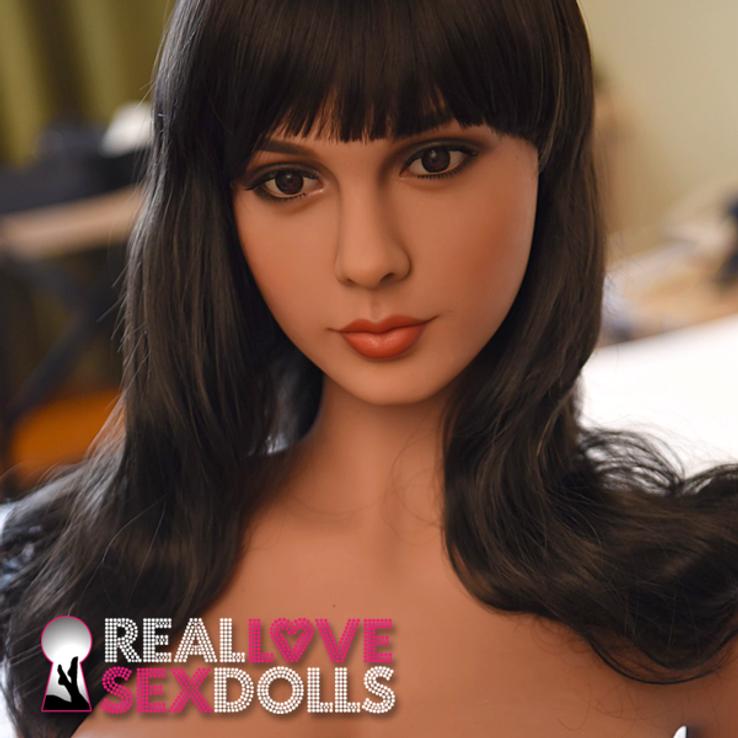 Wintertime cuddling sexy lover girlfriend high-quality TPE love doll 158cm D-cup Cassandra