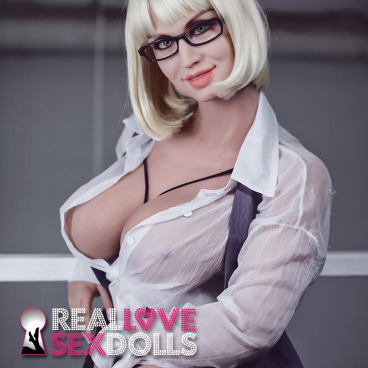 Dominant older woman sexy demanding lover premium TPE love doll 163cm H-cup Mirabella