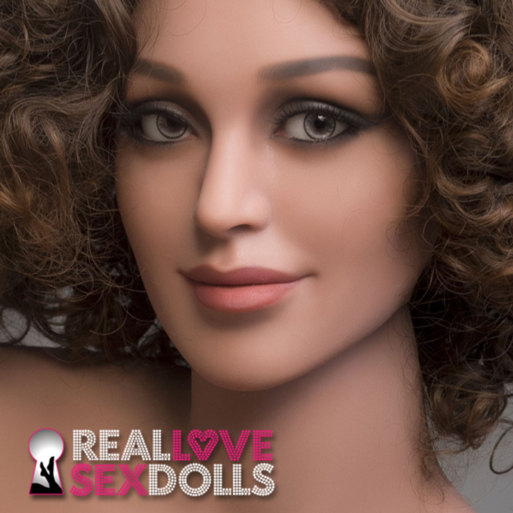Happy girlfriend lover high-quality TPE replacement love doll head #205
