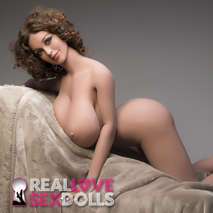Voluptuous lover life-like high quality TPE sex doll 167cm H-cup Josie