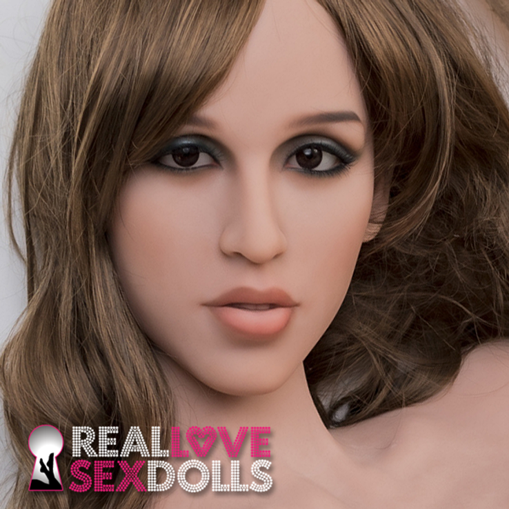Icy beauty tall lover premium TPE sex doll replacement head #203
