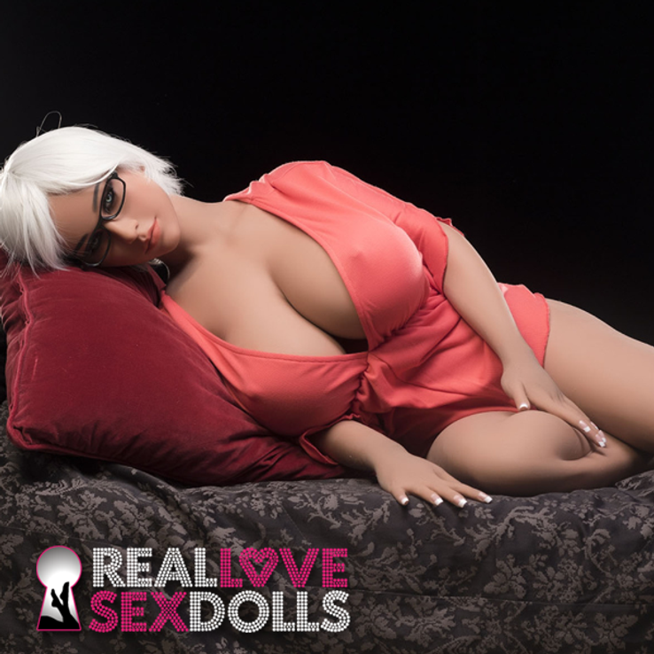 Tempting patient busty forbidden lover life-like TPE sex doll 167cm H-cup Uma