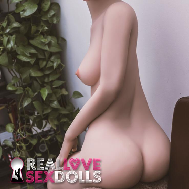 Slim sexy petite tight athletic hot ass long legs premium TPE sex doll 166cm B-cup customizable body